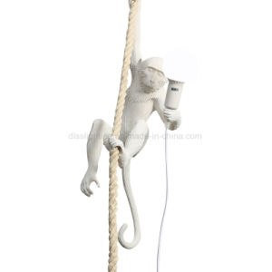 Newest Hotsale Monkey Chandelier Lamp for Home Decoration Hanging Lighting pictures & photos