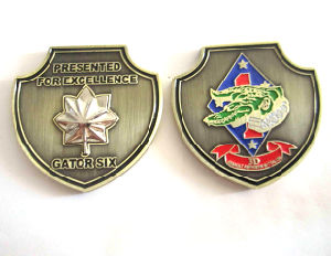 Supply Custom Cheap Pin, Metal Police Badge pictures & photos