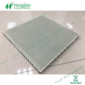Fiberglass Honeycomb Panel Composited with Natural Stone pictures & photos
