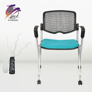 New Coming Stylish MID Back Mesh Ergonomic Office Revolving Chair with Lumbar Support