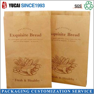 Food Bags Wholesale Paper Food packaging Kraft Bags pictures & photos