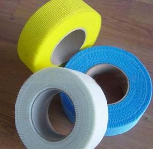 Fiberglass Self-Adhesive Tape 8X8, 65G/M2 pictures & photos