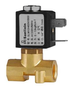 3/2 Way Direct Acting Compact Solenoid Valve pictures & photos