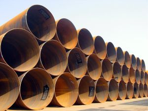 API Spiral Steel Pipe All Size pictures & photos