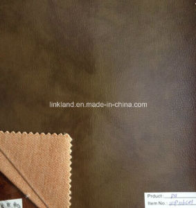 Low Price High Quality Classical PU Sofa Leather (U1P116C01)