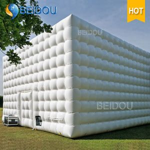 Inflatable Igloo Party Inflatable C&ing Bubble Cube Tents Inflatable Clear Dome Tent & China Inflatable Igloo Party Inflatable Camping Bubble Cube Tents ...