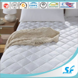 Polyester Filling 150-200GSM Hotel Mattress Topper pictures & photos
