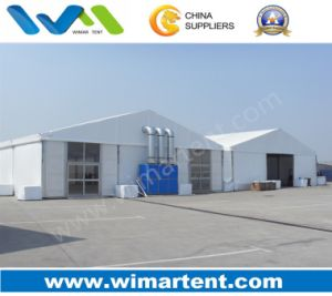15m White Prefab Warehouse Tent in Suzhou (WM-DPT20M)