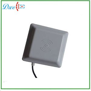 Long Range Lector Control Acceso/Parking Barrier Gate System 1~6m Integrated UHF RFID Reader pictures & photos