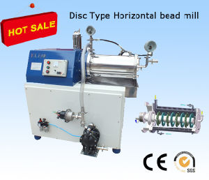 Horizontal Sand Mill Disc Type for Car Paint pictures & photos