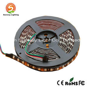 RGB Color LED Car Light, Auto Flexible LED Strip Light