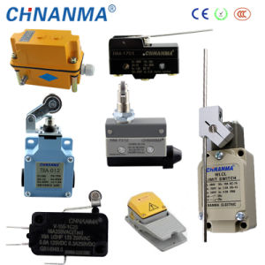 Switch /Limit Switch/Micro Switch/Miniature Toggle Switch pictures & photos