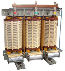 Sg (H) B10 Series 35kv/20kv/10kv Electrical Distribution Cast Resin Step Down Dry Type Power Transformer pictures & photos