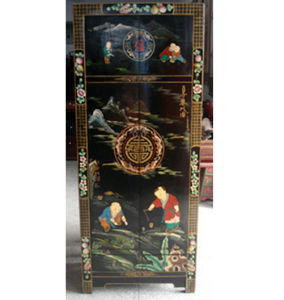 Antique Furniture Chinese Hand Painted Big Cabinet Lwa329 pictures & photos