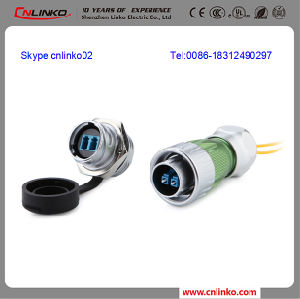 IP67 Fiber Optic Cable Connector Types for Automotive
