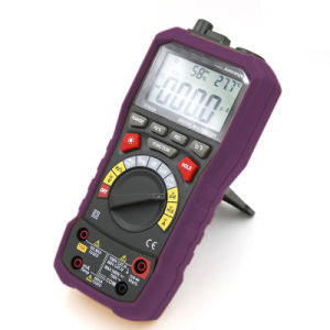 Multifunction Multimeter Humidity Temperature Sound Lux Meter Ms8229