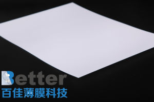 PVC White Sheet for Membership Card pictures & photos