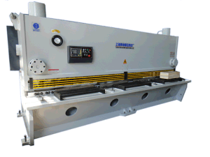 Metal Processing CNC Hydraulic Guillotine Plate Shear for Sale pictures & photos