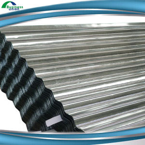 0.15-0.40mm Galvanized Steel Roofing Sinusoidal Profile Steel Sheet