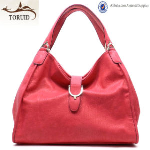 Made in China Wholesale Lady Fashion Tote Leisure Shoulder Handbag