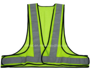 Reflecitve Safety Vest with CE (DFV1041) pictures & photos