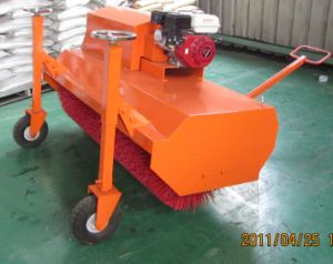 Petrol Driven Turf Brushing Machine for Artificial Grass