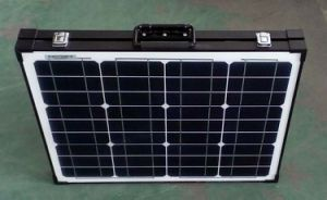 Foldable Solar Panel Integrated Controller for Europe Market pictures & photos