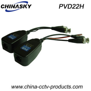 1 Channel Passive Video Transceiver for CCTV Camera (PVD22H) pictures & photos