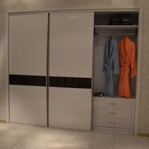 China Modern Bedroom Furniture Sliding Open Door Wardrobe Closet Factory Direct Supply China Closet Wardrobe