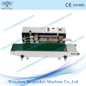 Continuous Paper Bag Sealing Machine with Ce pictures & photos