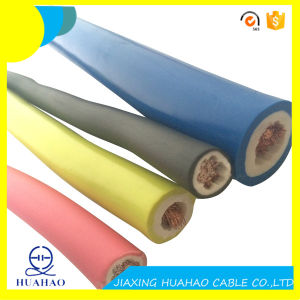 Double Insulation 50mm2 400AMP Welding Cable with NBR Sheath pictures & photos