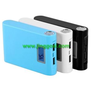 Power Bank with LCD Display pictures & photos