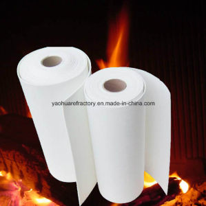 1260 C Fireproof Heat Insulation Ceramic Fiber Paper