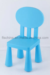 Plastic Square Back Chair for Children with High Quality pictures & photos