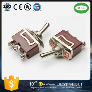 3 Position Toggle Switch off on (FBELE) pictures & photos