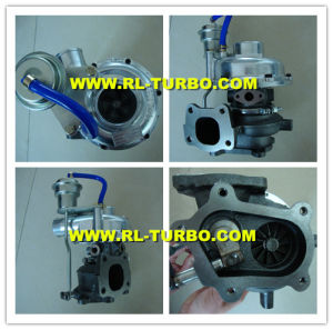 Turbocharger Rhf55, Turbo 8971038570, 8971038571, 8-97103-8570,  8-97103-8571 Vc440012 Va440012, Viba for Isuzu 4he1-T
