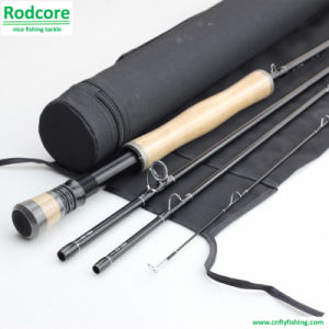 Eco 9FT 4PC 8wt Moderate Action Carbon Fly Rod pictures & photos