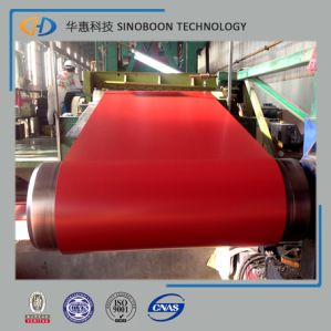 Dx51d Z40GSM PPGI Coated Steel Sheet Coil for Building pictures & photos