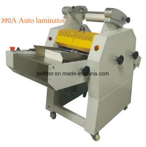 DSG-390A automatic single side hot roll laminator pictures & photos