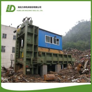 Guillotine Shear Q91y-800W Scrap Metal Cutting Shearing Machine