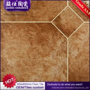 Foshan Supplier Red And Black Discontinued Ceramic Floor Tile Lowes Tiles For Bathrooms