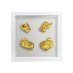 Baby Hand & Foot Mould Picture Frame pictures & photos