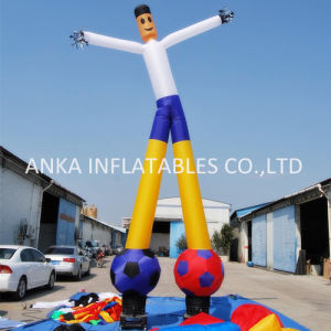 2016 New Air Blown Type Inflatable Cartoon Sky Dancer pictures & photos