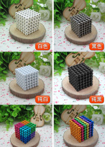 Interesting Rubik′s Cube Magnetic Ball pictures & photos