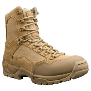Men Men Shoes Tactical Gears Desert Water-Proof Military Tactical Outdoor Camping Travel Leather Strong Rubber Sole Boot pictures & photos