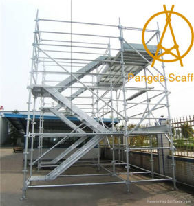 Australia Kwikstage Scaffolding System Made in China pictures & photos