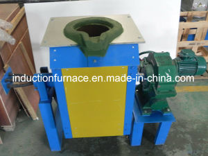 Cast Steel Melting Induction Furnace Scrap Iron Smelter Iron Scrap Melting Furnace pictures & photos