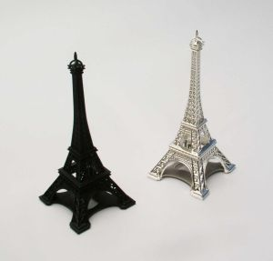 Eiffel Tower Bottle Opener Wedding Bridal Favor Party Solid
