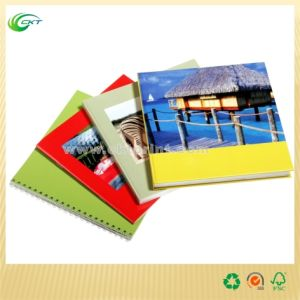 Professional Hardback Book Printing with Glossy Art Paper (CKT -HB-520)