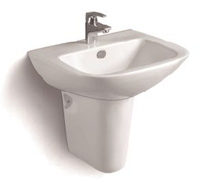080g Wall Hung Ceramic Basin